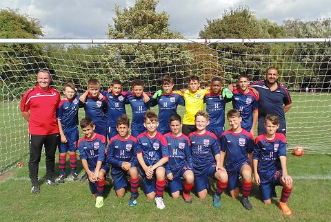 About London Colney Colts Football Club