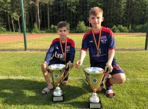 U8 and U12 Win Hageland Cup! 2018/19